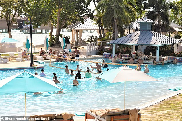 Sandals' resorts are a major driver of GDP in the Caribbean,employing 15,000 staff from fire-eaters to scuba diving instructors