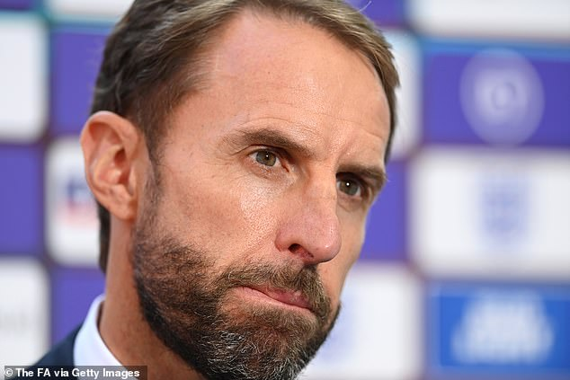 Gareth Southgate has not always backed the player and dropped him from the squad this year