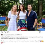 Kelly Ripa and Ryan Seacrest kick off the new season of Live! with Bethenny Frankel💥👩💥💥👩💥