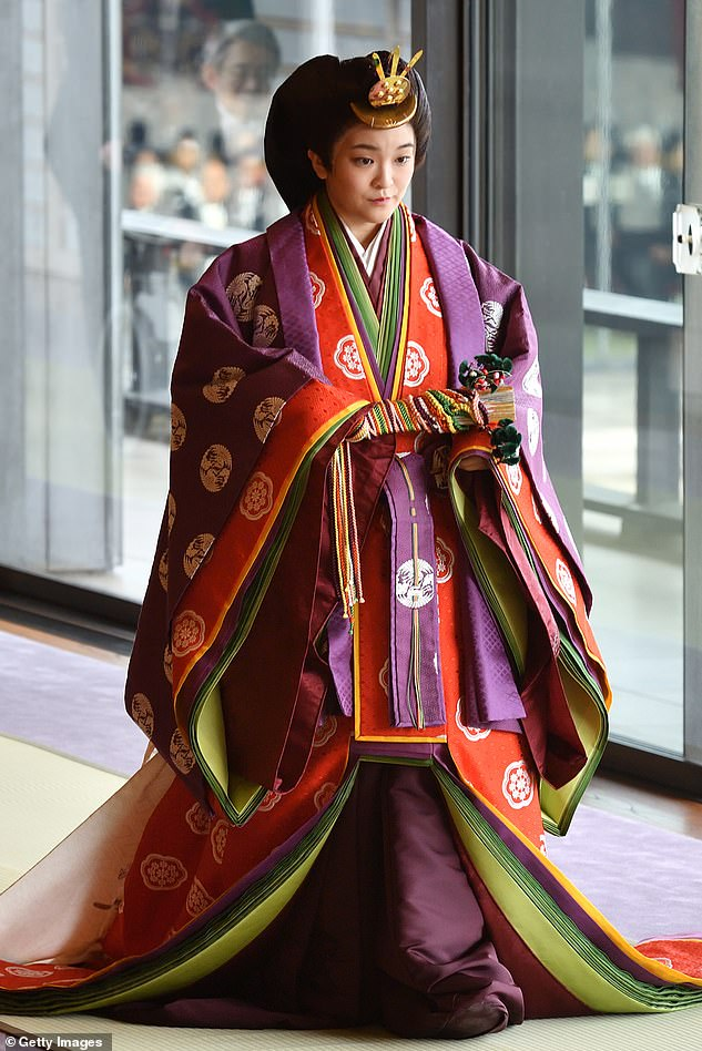 Changes to the Imperial Household law could potentially allow Princess Mako to remain part of the imperial family if she marries outside the imperial bloodline