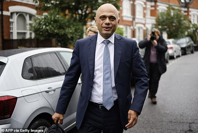 Health Secretary Sajid Javid admitted treatment waiting lists 'will get worse before they get better' but said the extra money will help the NHS deal with the backlog