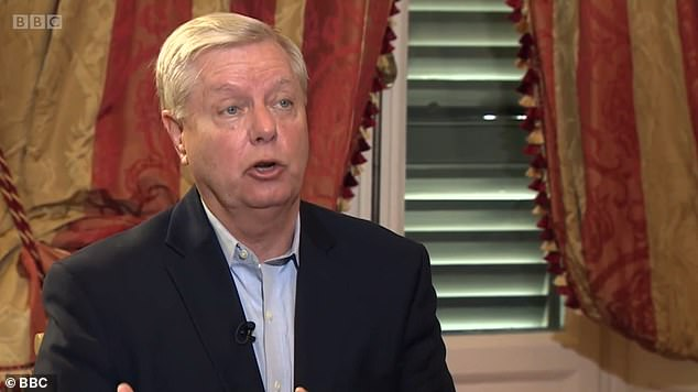 Lindsey Graham said the US will and should return to Afghanistan less than a week after the US military completed its evacuation from Kabul