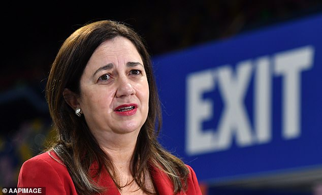 Queensland Premier Annastacia Palaszczuk warned Queenslanders the Delta variant of Covid would not be kept out forever, in a renewed plea to drive up vaccination rates in the state