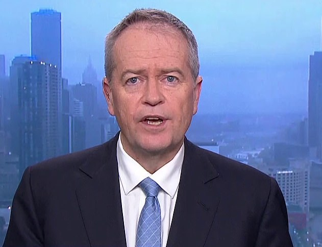 Former Labor leader Bill Shorten accused Mr Morrison of double standards and said the trip showed appalling judgement