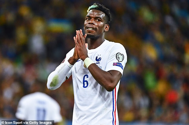 Paul Pogba certainly did not mince his words after France were held once again by Ukraine