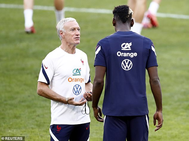 Deschamps has reportedly softened his approach since France's 2018 World Cup triumph