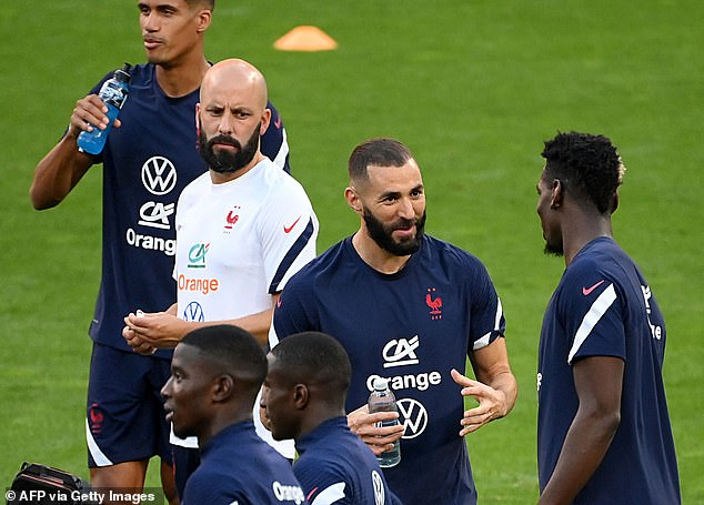 Karim Benzema's return to the France team is an indication of Deschamps' change in approach