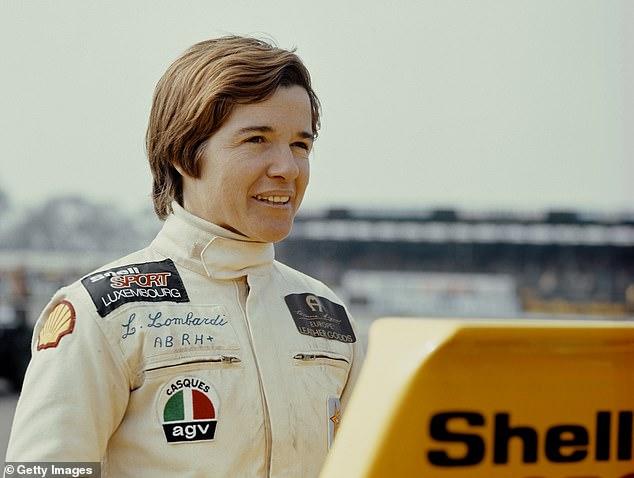 Lella Lombardi was the last female Formula One driver, an extraordinary 45 years ago