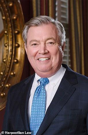 Murdaugh's attorney is Dick Harpootlian, who is a State Senator in South Carolina