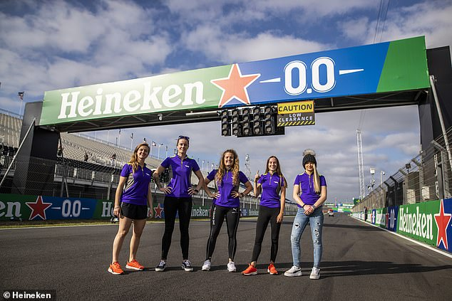A huge sponsorship deal with Heineken has elevated the W Series to new heights this year