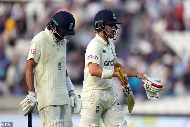 We shouldn't go overboard about Rory Burns (R) and Haseeb Hameed (L), but they look stronger than any combination since Alastair Cook retired