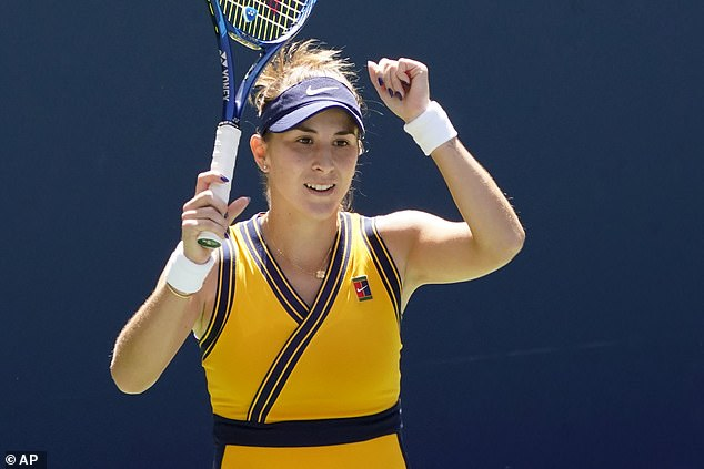 Bencic was the junior world No 1 and also reached the last eight of the US Open aged just 17