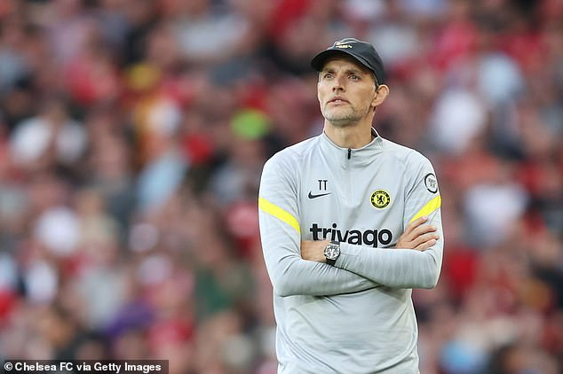 Thomas Tuchel was unable to land his top defensive target on transfer deadline day