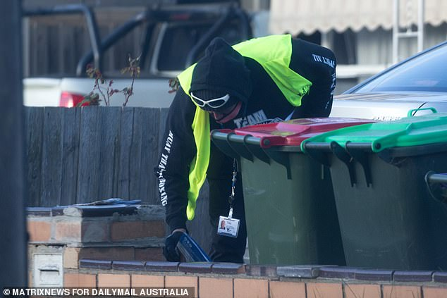 Health officials trawl for evidence after they were alerted to a serious Covid breach in Melbourne's west
