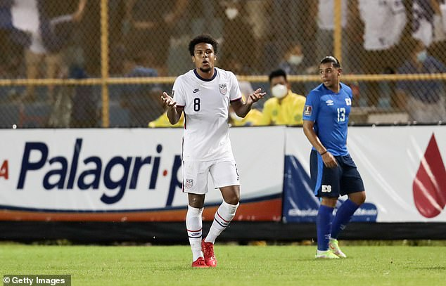 He is also said to have spent a night away from the team hotel and is set to miss Honduras clash