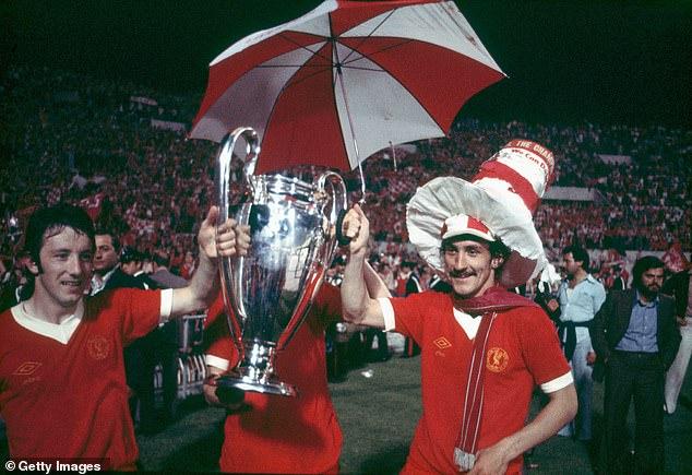 Liverpool won the 1977 European Cup final beatingBorussia Monchengladbach 3-1