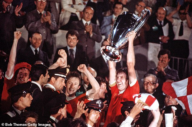 The 1977 final was the first time the Reds has reached the coveted showpiece match