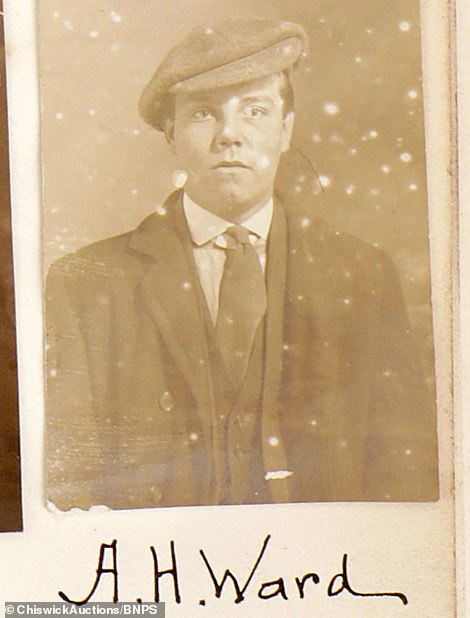 A. H. Ward