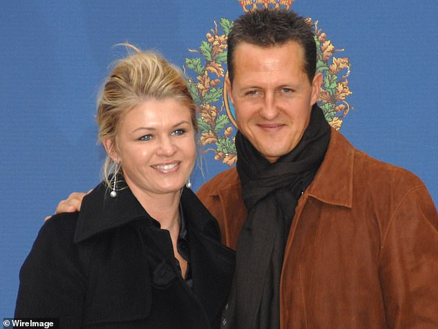 Schumacher's wife has kept details of her husband's condition private until now