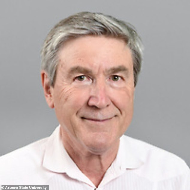 They're all part of a broader spectrum, as 'viruses ... form part of the web of life,' Davies (pictured) said