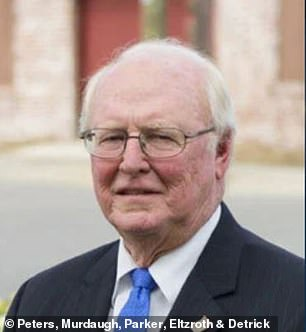 Murdaugh's father Randolph Murdaugh III died in June. The family said he died 'peacefully' at home. He was the 14th Circuit Solicitor for 20 years between 1985 and 2005