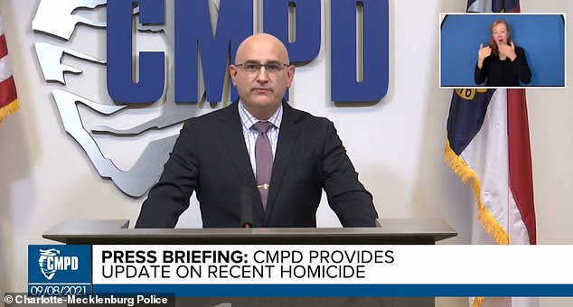 During a press conference on Wednesday, Capt. Joel McNelly told reporters the shooting is connected to another shooting that left a 16-year-old dead as well as several other violent crimes & shootings into homes