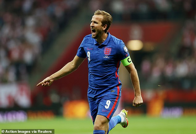 Although Kane's goal was not enough for the win it still leaves England in a healthy spot top of the group as they remain on course to qualify for next year's World Cup finals in Qatar