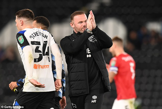 Deeney does not believe Morrison would be at Derby if boss Wayne Rooney did not trust him