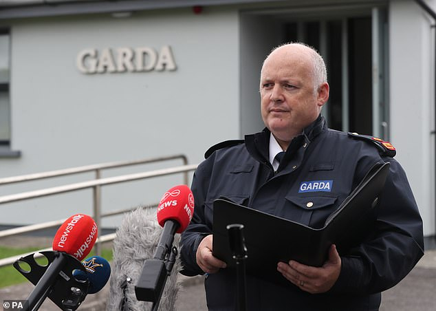 Gardai have launched an investigation into what they believe is a double homicide and suicide, though a motive for the killings has not yet been established