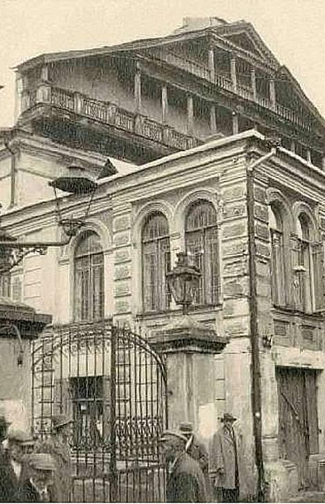 The Great Synagogue of Vilna is one of the oldest and most significant religious sites of Eastern European Jewry and is known as the 'Jerusalem of the North'