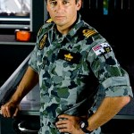 Sea Patrol actor Ian Stenlake is charged with allegedly assaulting police 💥👩💥