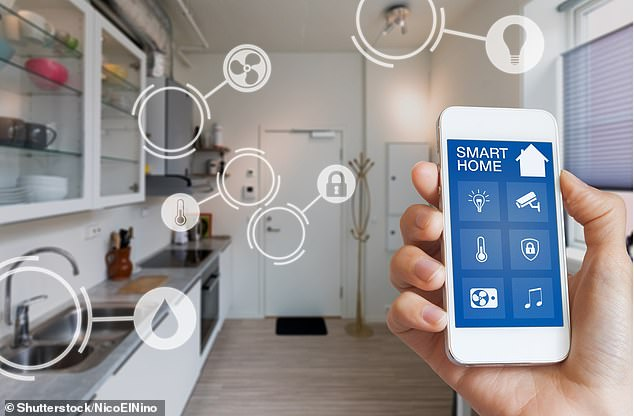 Experts say smart home technology is likely to improve significantly in the next few years