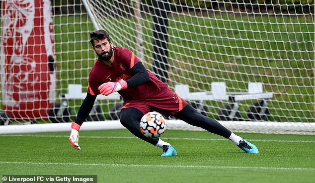 Liverpool refused to release goalkeeper Alisson for Brazil's international fixtures this month
