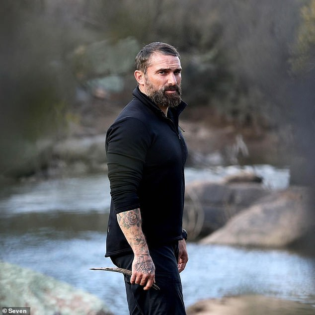 Gone!SAS Australia's chief instruction Ant Middleton (pictured) has confirmed one of the celebrities on the upcoming season doesn't last a day. The British adventurer, 40, appeared on Nova's Fitzy and Wippa on Friday and revealed that one of the contestants may beat Roxy Jacenko's record last season