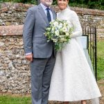 Lady India Hicks, 54, marries her partner of 26 years David Flint Wood 💥👩💥