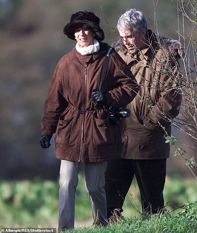 Jeffrey Epstein and Ghislaine Maxwell in 2000. Epstein was found hanging in his cell in Metropolitan Correctional Center in New York in August 2019 while awaiting trial
