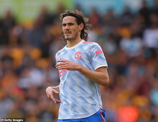 Edinson Cavani, Anthony Martial and Jesse Lingard are all also in the frame for games