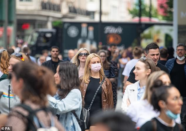 Stronger guidance on wearing masks is being planned in case coronavirus hospitalisations keep rising
