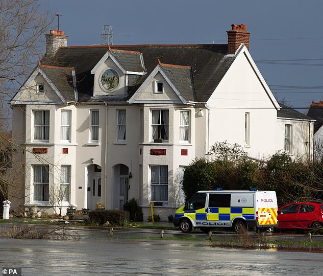 The house in Chertsey where Zane died in 2014.PHE denied it had come under pressure to focus on carbon monoxide as the cause of Zane's death