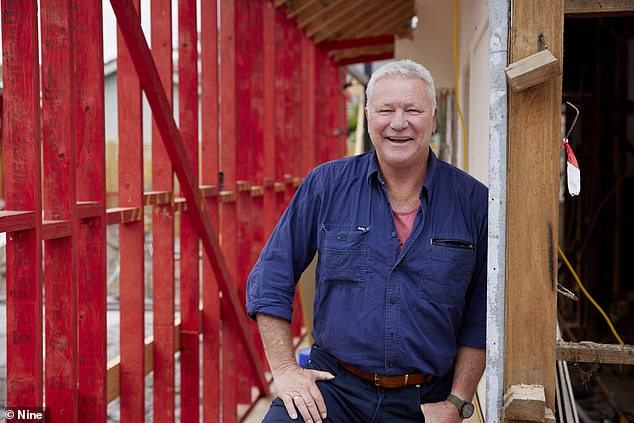 Location, location! The Block 2022 'will be filmed in a regionalVictorian town' as the series makes a move to the country. Pictured: Host Scott Cam