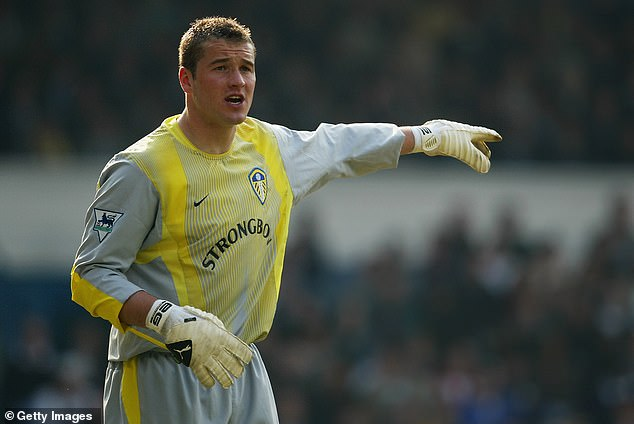 Rush thinks he could have helped younger players like Paul Robinson (pictured) if he'd stayed