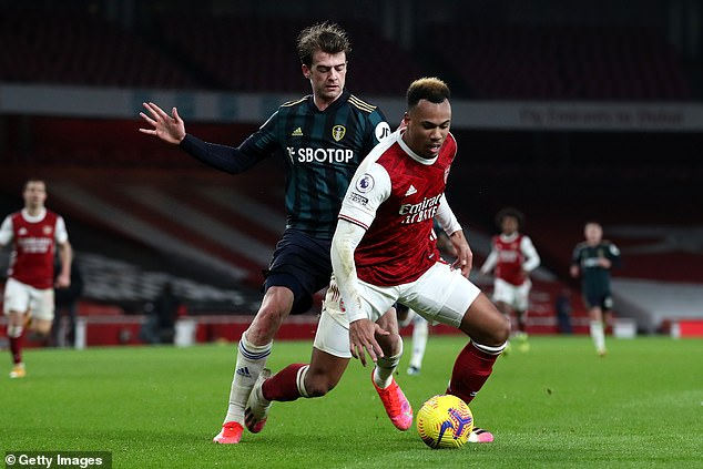 Rush praised Patrick Bamford - and said he would love to be playing against modern defenders