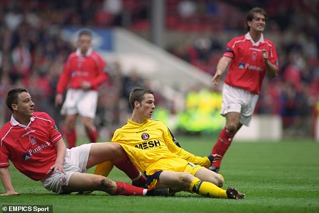 The five-time Premier League winner played six games for Forest before returning to Chelsea