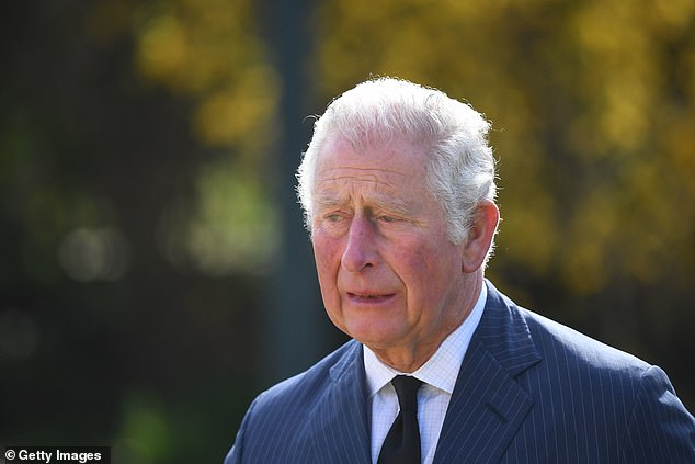 The emails appear to show that just £100,000 of that sum was sent on to The Prince's Foundation