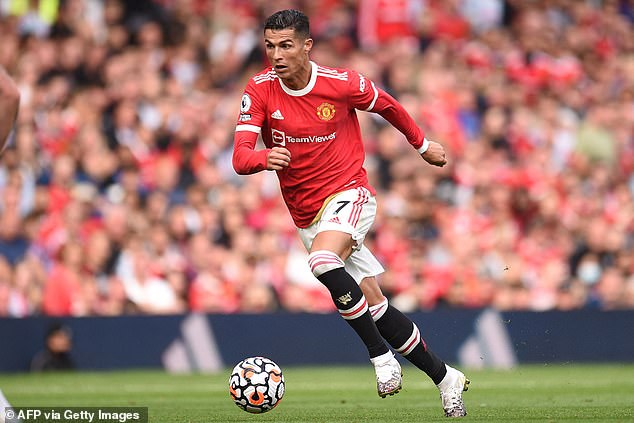 Cristiano Ronaldo re-joined Manchester United on deadline-day, 12 years after departing