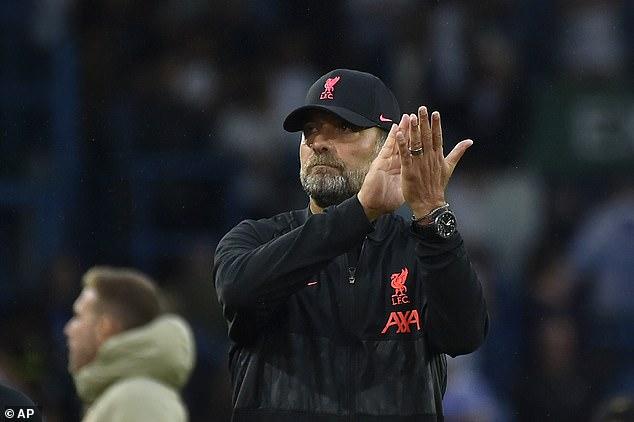Jurgen Klopp has overseen Salah's incredible transformation into a superstar at Liverpool