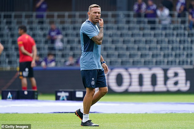 Craig Bellamy has quit his role as Anderlecht assistant manager to deal with depression