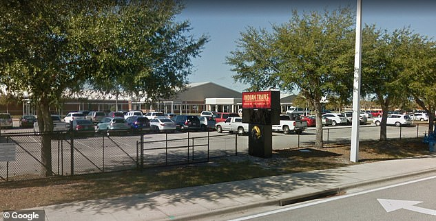 The fight is believed to be in retaliation of an earlier incident that involved Ruffin's son and another child at Indian Trails Middle School in Palm Coast, Florida