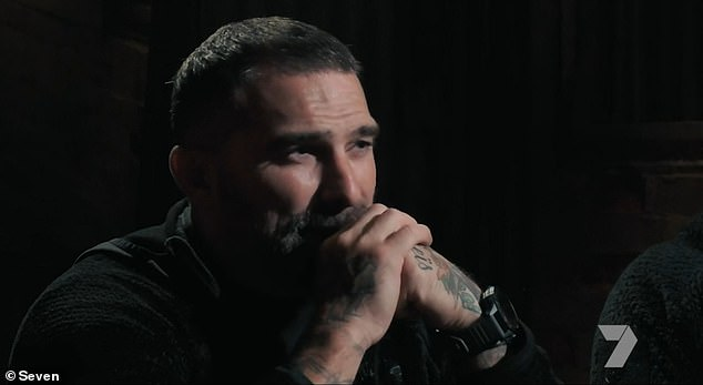 Response:Chief instructor Ant Middleton asked if Sam had then gone on a 'path of destruction' following the demise of his marriage and the end of his career, to which he replied: 'I didn't know how to manage it'