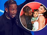Travis Scott thanks daughter Stormi during Best-Hip Hop speech but forgets to name Kylie Jenner